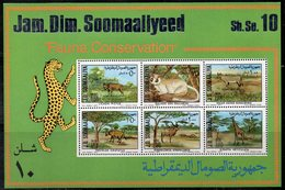 ETP407 - SOMALIA 1977 , Michel  BF  N. 4 ***  Animali Selvaggi - Somalia (1960-...)