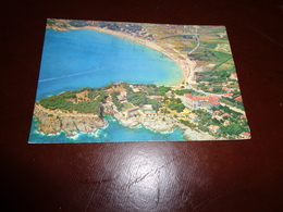 B745  Costa Brava S.agaro' Residui Carta Al Retro - Spagna