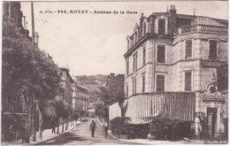 63. ROYAT. Avenue De La Gare. 398 - Royat