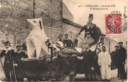 FR66 RIVESALTES - Clara - 1911 - Carnaval XVII - Sa Majesté Lharicot - Animée - Rare - Belle - Rivesaltes