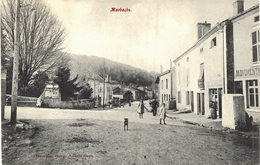 Carte Postale Ancienne De MARBACHE - Francia