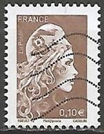FRANCE N° 5250 OBLITERE - 2018-... Marianne L'Engagée