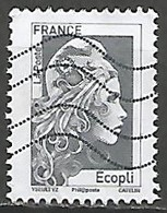 FRANCE N° 5251 OBLITERE - 2018-... Marianne L'Engagée