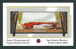 S. FEDELE MARTIRE - Con Reliquia  - M - PR - Religion & Esotérisme