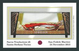 S. FEDELE MARTIRE - Con Reliquia  - M - PR - Religion &  Esoterik