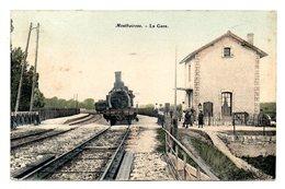 Monthairons La Gare - Autres Communes