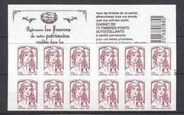 Carnet Marianne De Ciappa Trésors De La Philatélie .LP 20g - Markenheftchen
