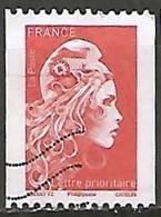 FRANCE N° 5256 OBLITERE - 2018-... Marianne L'Engagée