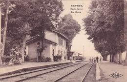 Seveux La Gare - Other Municipalities