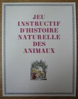 Jeu Instructif D'histoire Naturelle Des Animaux - Group Games, Parlour Games