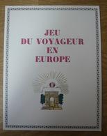 Jeu Du Voyageur En Europe - Group Games, Parlour Games