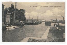 Vilvoorde 20. - Vilvorde - Les 3 Fontaines - Canal De Willebroeck 1909 - Vilvoorde