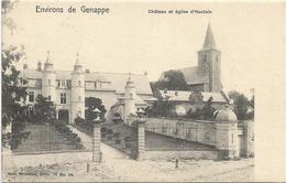 Environs De Genappe  *   Chateau Et église D'Houtain (Nels, 14) - Genappe