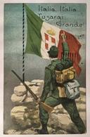 30062 Italia .. Italia Tu Sarai Grande! - Patriottiche