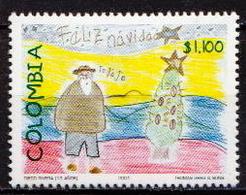 Colombia MNH Stamp - Christmas