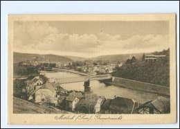 U9003-6642/ Mettlach Brücke (Saar) AK 1917 - Zonder Classificatie