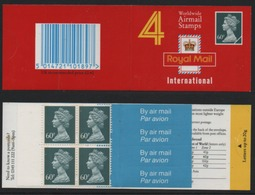GB 1994 Windows Markenheft MiNr 0-160 Walsall Postfrisch UK Airmail - Libretti