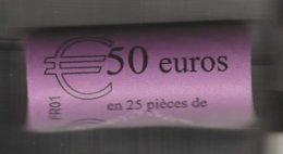 ANDORRA EUROS DEL 2019  ROLLO DEL 2,00€ - Andorra