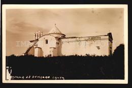 North Argentina Native Church Massive Romanic Ethnic Style  W5_1187 Real Photo Postcard Cpa - Iglesias Y Catedrales