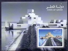 2008 QATAR Museum Of Islamic Art Souvenir Sheet MNH - Qatar