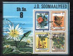 ETP413 - SOMALIA 1978 , Souvenir Sheet BF N. 6 (Michel 7) Usato - Somalia (1960-...)