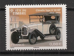 France - 2019 - N°Yv. 5302 - Auto / Cars / Citroen - Neuf Luxe ** / MNH / Postfrisch - Unused Stamps