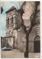 CP ( Eymoutiers - Eglise Collégiale ) - Eymoutiers