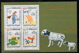 ETP412 - SOMALIA 1979 , Souvenir Sheet BF N. 7 (Michel 8) Usato - Somalia (1960-...)