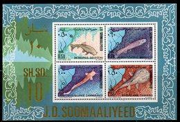 ETP414 - SOMALIA 1979 , Souvenir Sheet BF N. 8 (Michel 9) *** - Somalia (1960-...)
