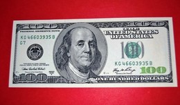 USA ★ $100 Dollar Bill 2006A - ★ NEW Dollar Bill ★ UNC/NEUF/FDS - Federal Reserve Notes (1928-...)