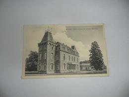 Mons Harvengt Château Bonaert De La Roche Marchienne - Mons