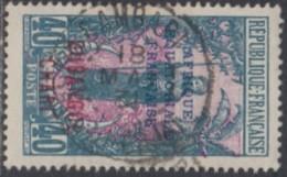 Oubangui-Chari - Bambari Sur N° 54 (YT) N° 53 (AM). Oblitération. - Oubangui (1915-1936)