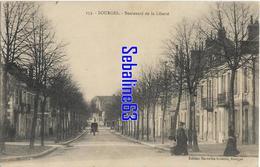 Bourges - Boulevard De La Liberté - 1919 - Bourges