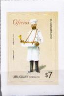 Uruguay MNH Stamp - Jobs