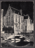 104563/ BRUGGE, Nepomucenusbrug, Verlichting, Illumination - Brugge