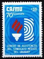 Uruguay MNH Stamp - Health