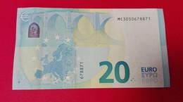 20 EURO PORTUGAL - M004H5 - MC3050678871 - UNC NEUF - EURO