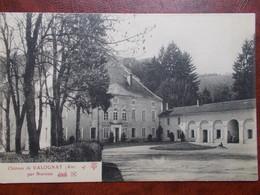 01 - VOLOGNAT - NURIEUX - Chateau De Volognat. (rare) - Francia