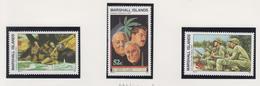 Marshall-eilanden Michel-cat  Jaar 1993 494/496  **/MNH - Marshalleilanden