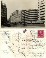 Romania, BUCHAREST BUCURESTI, Bdul. Tache Ionescu, Cinema Scala, Tram (1941) - Roemenië