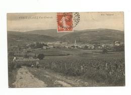 CPA Verzé, Vue Générale - France