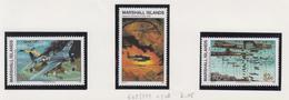 Marshall-eilanden Michel-cat  Jaar 1994 502/503(paar)+508  **/MNH - Marshalleilanden