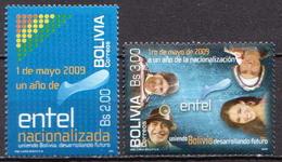 Bolivia MNH Pair - Bolivia