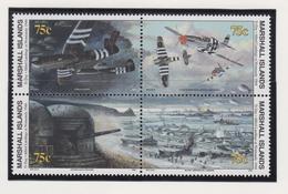 Marshall-eilanden Michel-cat  Jaar 1994 517I/520I Blok Van 4 **/MNH - Marshalleilanden