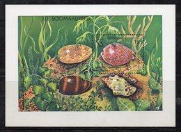 ETP419  - SOMALIA 1983 , Souvenir Sheet BF N. 13 ***  Conchiglie Shell Coquillage - Somalia (1960-...)