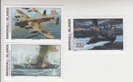 Marshall-eilanden Michel-cat  Jaar 1994 557+559/560(paar) **/MNH - Marshalleilanden