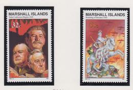 Marshall-eilanden Michel-cat  Jaar 1994 566/567 **/MNH - Marshalleilanden