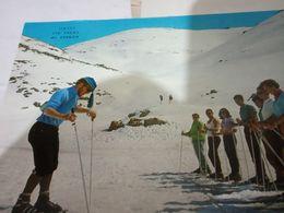 ISRAELE ISRAEL GOLAN HEIGHTS Ski On The Snow Covered Slopes Of Mt. HERMON SCI SCIATORI  SNOW N1975   HH2185 - Israele