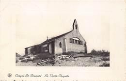 Koksijde Sint-Idesbald  St-Idesbald    La Vieille Chapelle  De Mooie Kapel       M 1550 - Koksijde