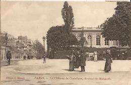 75 - PARIS - LE CHÂTEAU DE CASTELLANE, AVENUE DE MALAKOFF - France